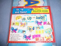 Bulletin Board Set (Planes and banners too cute)MOVING in Clarksville, Tennessee
