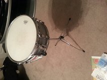used snare drum with stand in Fort Drum, New York
