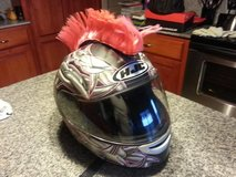 HJC full face helmet XXS in Lawton, Oklahoma