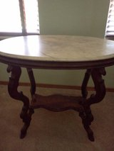 Marble Top Table in Belleville, Illinois