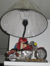 Motorcycle Lamp in The Woodlands, Texas