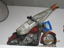Motorcyce Wine Bottle Holder in The Woodlands, Texas