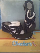 REUCED!!!New,Sz.8,Skechers Cali,Black in Leesville, Louisiana