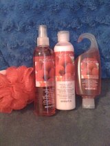 4-Piece Gift Set,Naturals RASPBERRY&HIBISCUS in Leesville, Louisiana