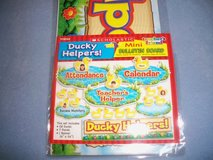 Bulletin Board Set new in package Ducky Helpers in Fort Campbell, Kentucky