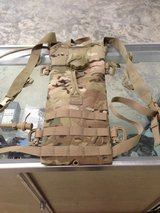 Multicam Hydration Pack in Fort Polk, Louisiana