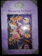 Disney Fairies - Fira and the Full Moon softcover book in Camp Lejeune, North Carolina