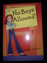 No Boys Allowed! softcover book in Camp Lejeune, North Carolina