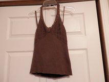 Brown Sweater Tank top in Fort Riley, Kansas
