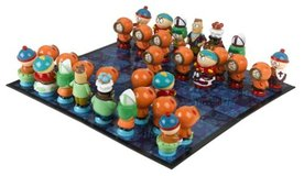 SOUTH PARK CHESS SET in Alamogordo, New Mexico