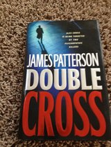 Double Cross by James Patterson in Fort Bliss, Texas