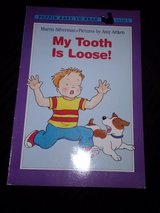 My Tooth is Loose! softcover book in Camp Lejeune, North Carolina