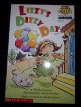 Lizzy's Dizzy Day book in Camp Lejeune, North Carolina
