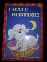 I Hate Bedtime! book in Camp Lejeune, North Carolina