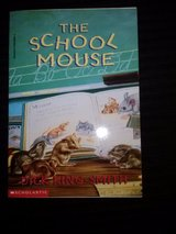 The School Mouse  book in Camp Lejeune, North Carolina