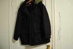 Men's Winter Jacket in Fort Lewis, Washington