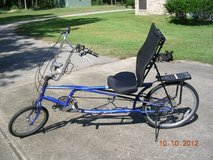 EZ sport Recumbent Bicycle in Kingwood, Texas