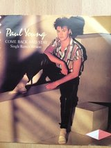 Single Record Paul Young in Ramstein, Germany